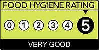 Codham Cuisine Food Hygine Rating 5.png
