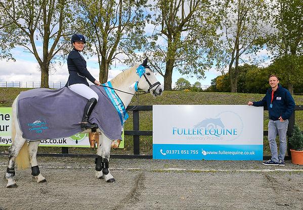 Codham Park Equestrian Fuller Equine Sponsored League Winner