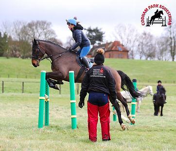 Codham Park Equestrian Jumpcross Trainin