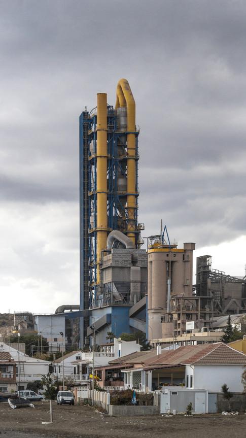 FYM - Fábrica de Cemento en Málaga