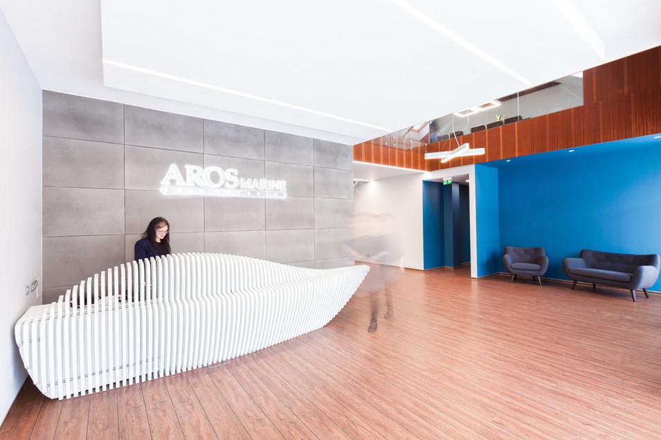 ||AROS Marine|| office