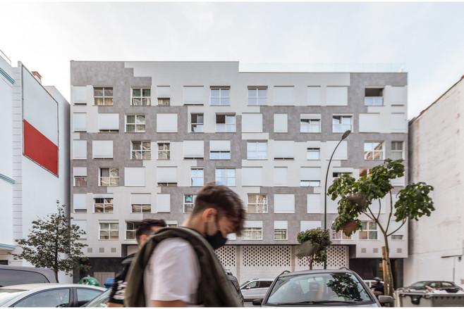 Héroe de Sostoa residential building | Málaga
