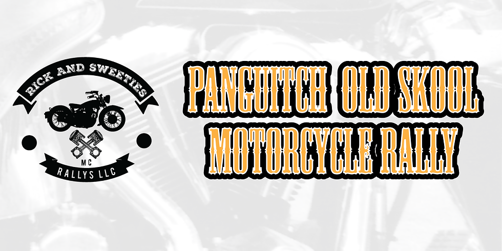 2nd Annual Old Skool Panguitch Motorcycle Rally 2021
