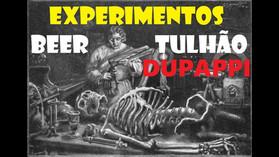 Experimentos BeerTulhão: Dupappi