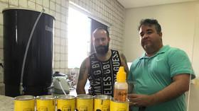 LUPULADO: Extrato de Lúpulo serve de insumo para produção de cerveja artesanal