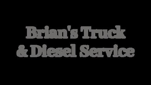 Brians truck & Diesel service.png