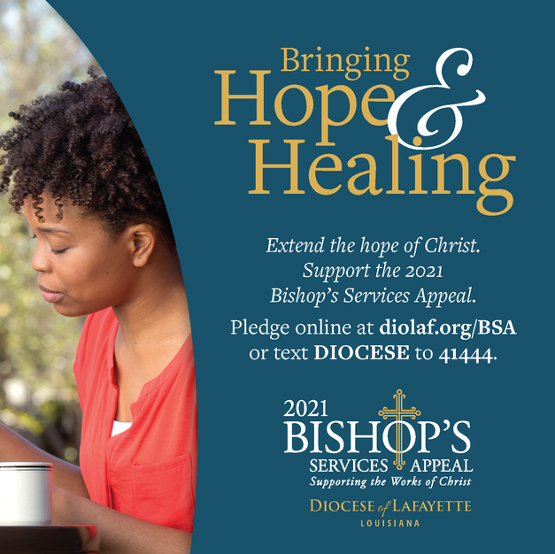 Bishop's Services Appeal