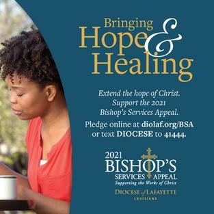 Bishop's Services Appeal