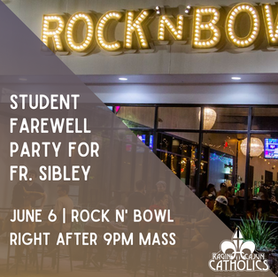 Student Farewell Party