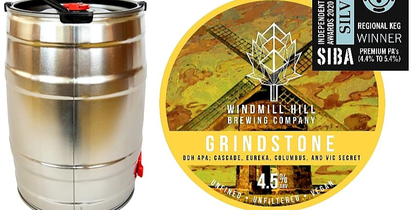 Grindstone - Windmill Hill Brewery