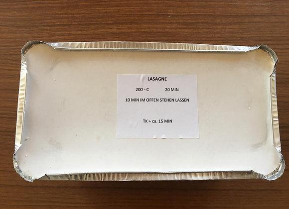 Lasagne - für 1 -2 Personen