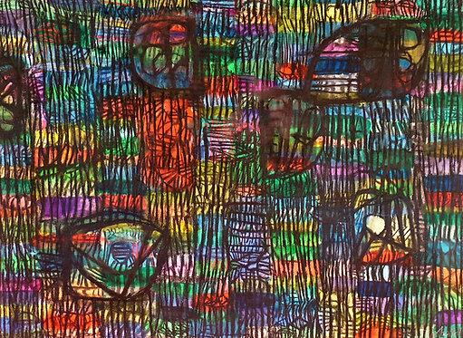 'Net, Stone' 1997