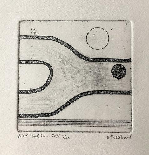 'Bird and Sun' 2020