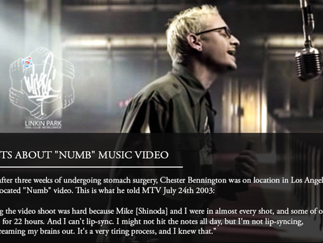 Numb Becomes Most Viewed Rock Music Video In YouTube History