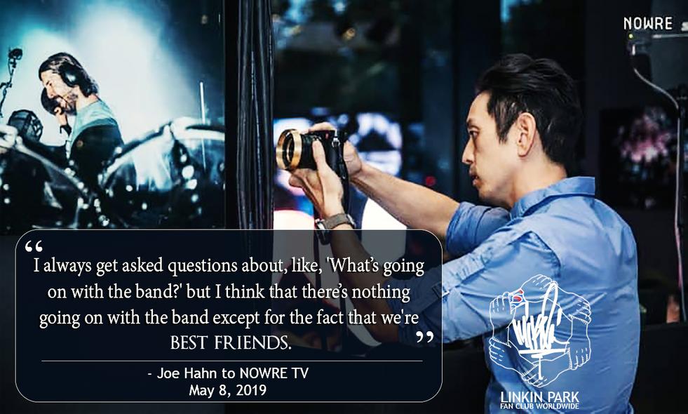 Joe Hahn -  Carry On Exhabition