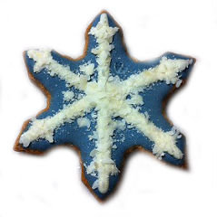 Winter Snowflakes (Qty 12)