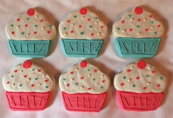 Patriotic Cupcakes (Qty 12)