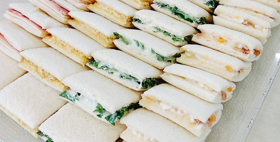 BANDEJA Mini SANDWICHES