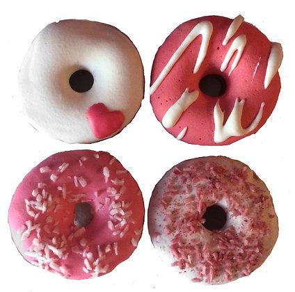 Valentine Donuts (Qty 12)