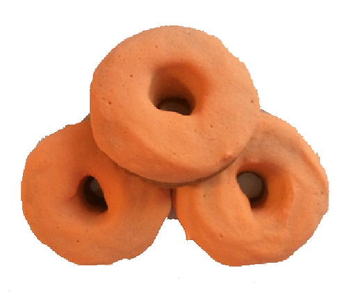 Pumpkin Donuts (Qty 18)
