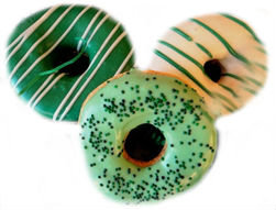 St. Patty's Donuts (Qty 12)