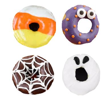 Halloween Donuts (Qty 12)
