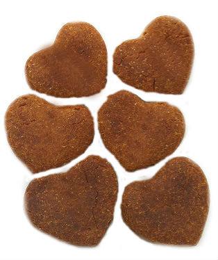 Mini Hearts Undecorated 1 Inch Per Pound
