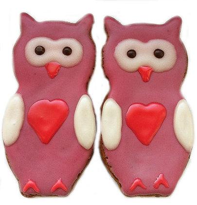 Hoo Loves You Owls (Qty 12)