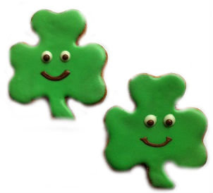 Shamrocks (Qty 12)