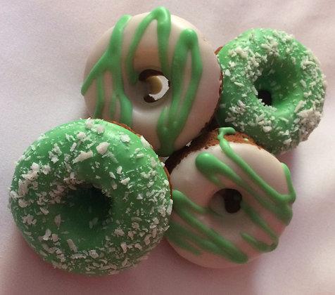 St. Patty's Mini Donuts (Qty 13)