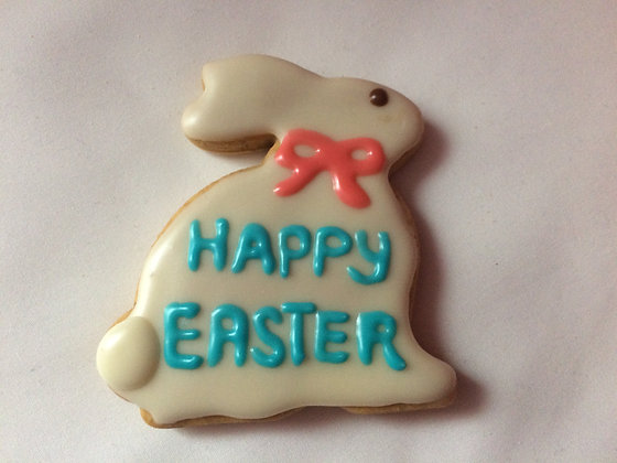 Happy Easter Bunny (Qty 6)