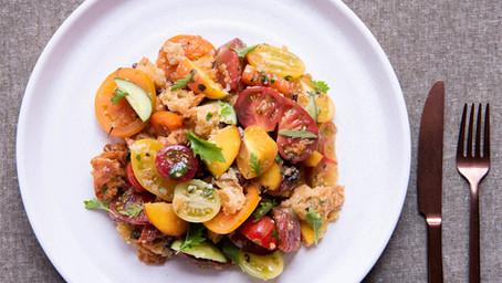 Tomato Recipe: Panzanella Salad
