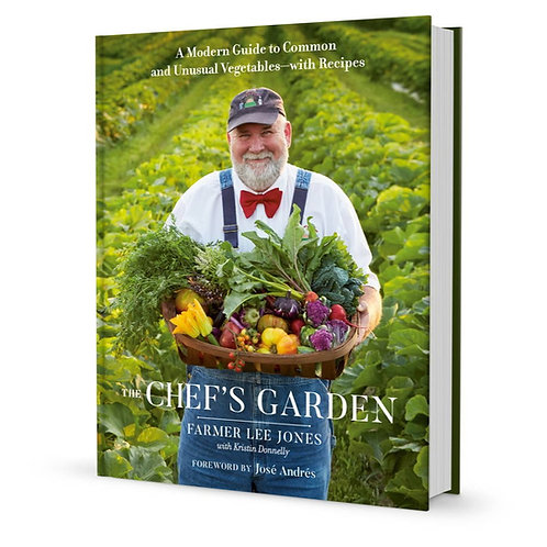 The Chef's Garden: A Modern Guide to Common and Unusual Vegetables - with Recipe