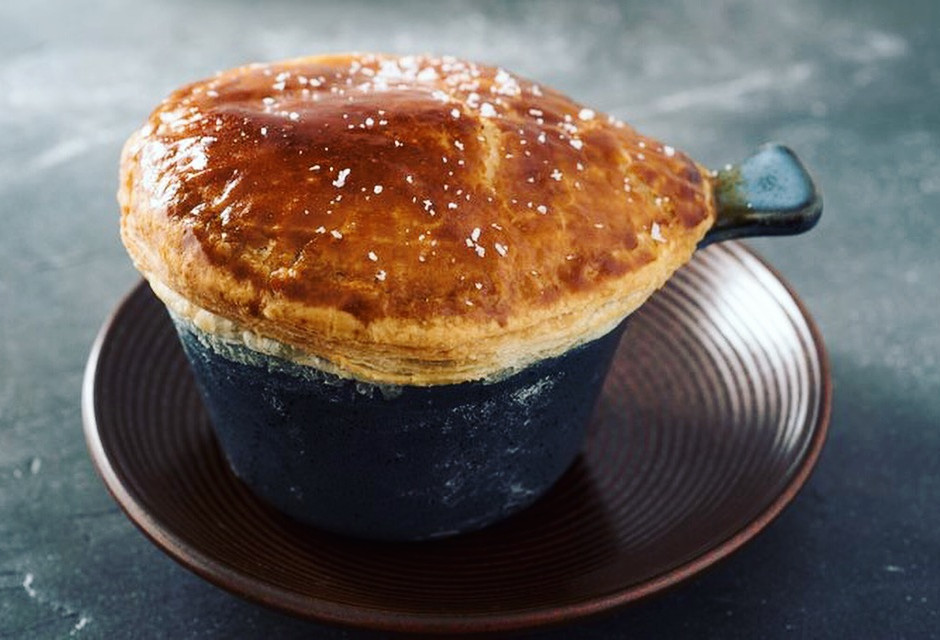 Rustic Homemade Vegetable Pot Pie is Rich in History and Flavor