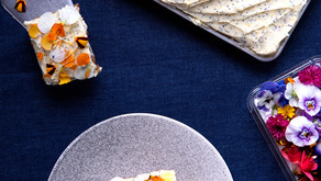 Carrot Cake Recipe with Chevré Frosting