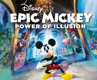 Epic Mickey Power of Illusion