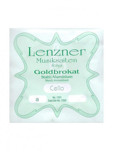 Goldbrokat Cello Strings