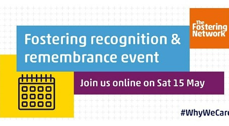 Foster care recognition and remembrance event