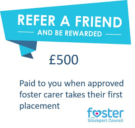 Refer a friend - Fostering Q&A with Stockport Family Placement