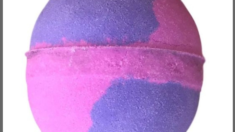 Berry Blast Bath Bomb