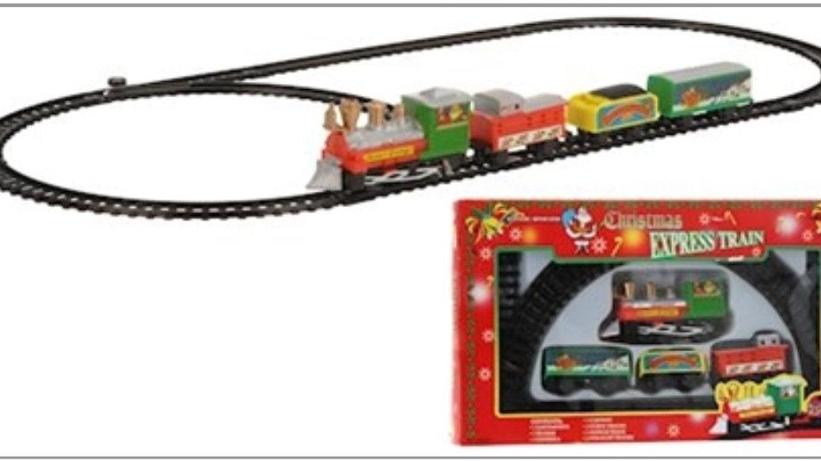 Christmas Express Train set  (mini)