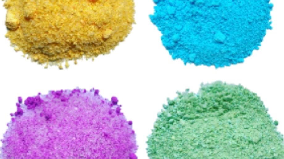 Fizzing Bath Salts  300g - Various Scents
