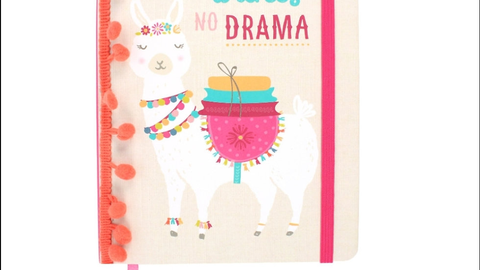 A5 Larma Notebook