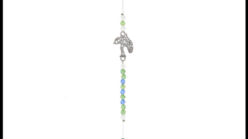 32 cm Hanging Tree Of Life Crystal