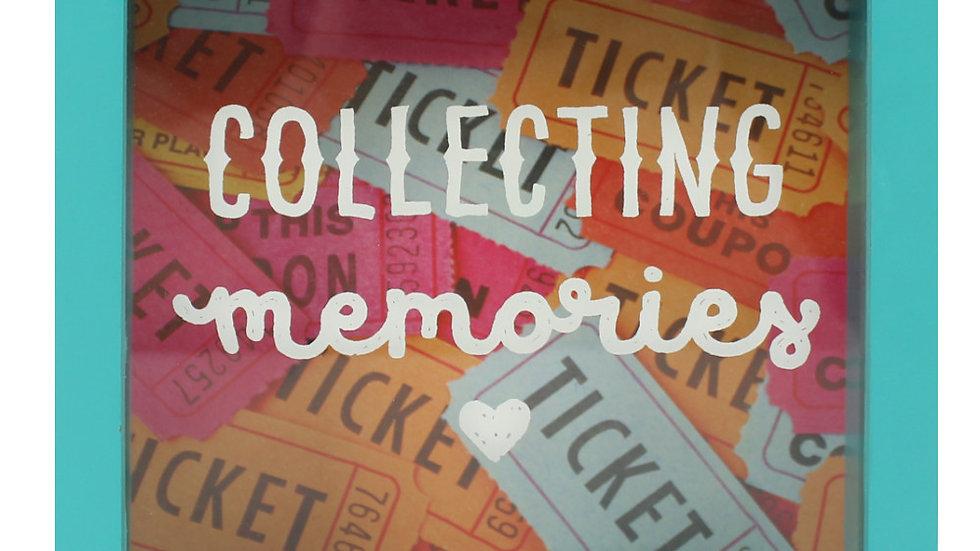 Collecting Memories Money Box