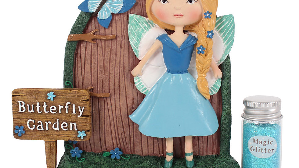 Amelia & Bluebell fairy gift set