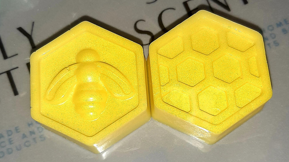 Bee Style Soy Wax Melts approx 15g each