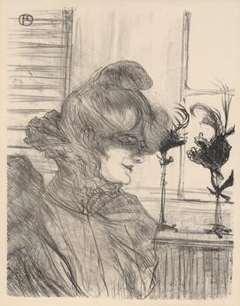 Le Margoin (Mademoiselle Louise Blouet)