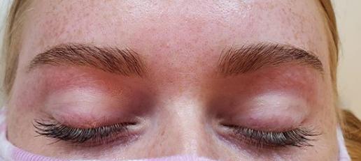 Eyebrow Wax and Shape
