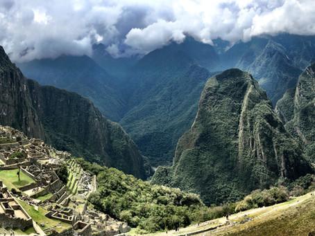 Machu Picchu, a cidade mágica do Peru